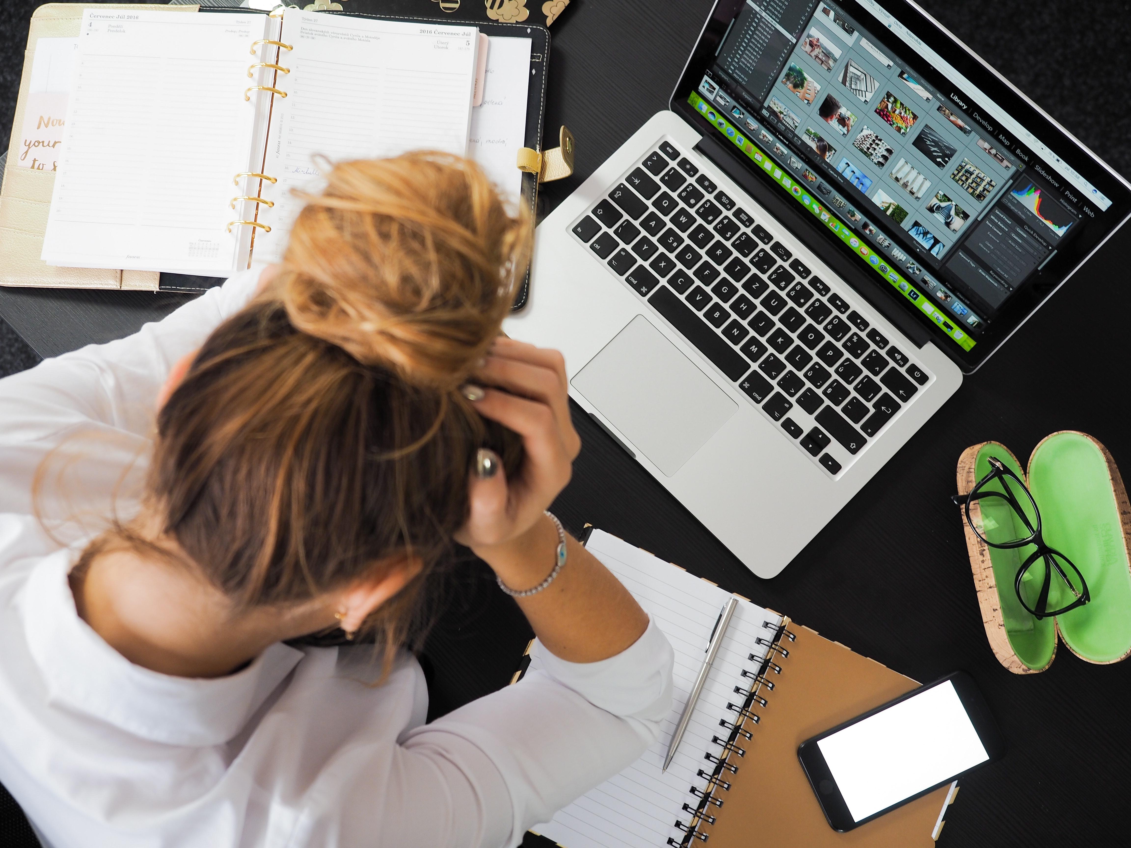 ブログ初心者が挫折する理由