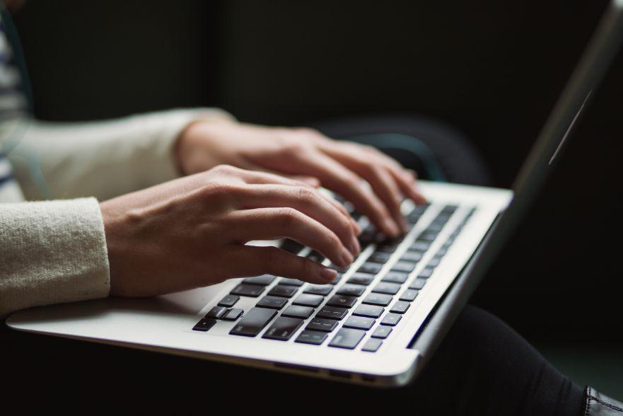 Macを使ってブログを書く