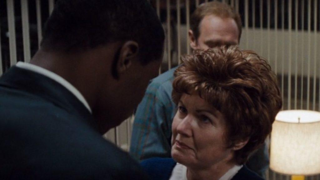 【タイタンズを忘れない】ジュリアスとゲリーの母 (1)