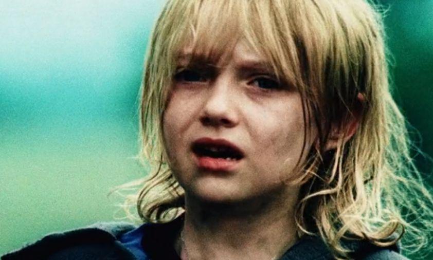 映画「マイボディガード」ピタが誘拐犯から解放される
