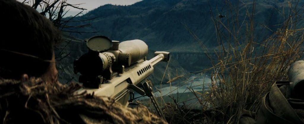 【ザ・シューター】ヘリ狙撃シーン2