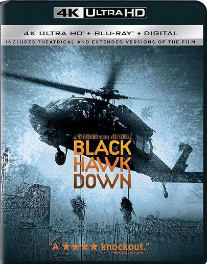 【ブラックホークダウン】Blu-ray (1)