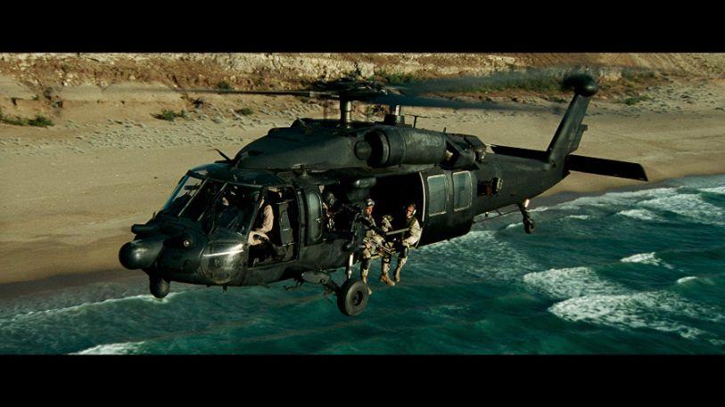 【ブラックホークダウン】UH-60 (1)