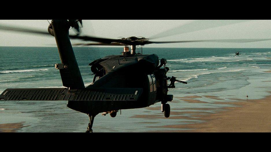 【ブラックホークダウン】UH-60海辺 (1)