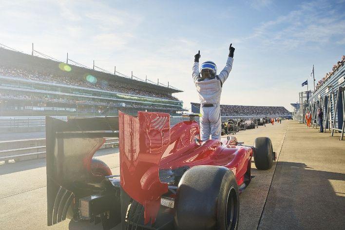 F1グランプリのスケジュール